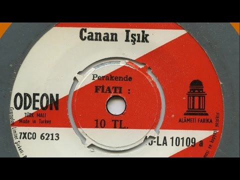 Canan Işık - Nasıl Vazgeçeyim (Official Audio)