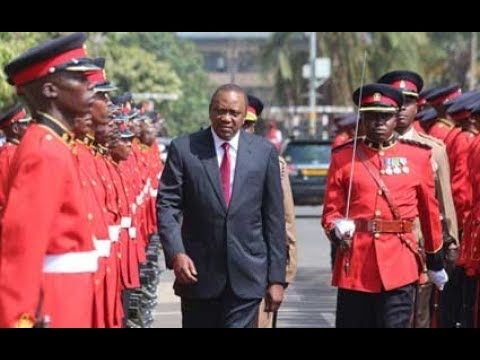 President Uhuru Kenyatta addresses 12th parliament even as Nasa legislatures boycott joint sitting