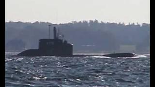 Real German Submarine / Deutsches U-Boot     U 23    Typ 206