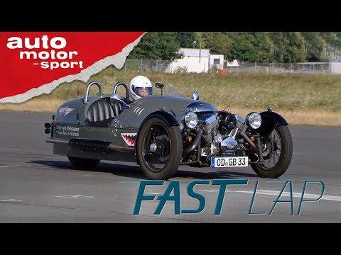 Morgan 3-Wheeler: Kippgefahr?- Fast Lap | Auto Motor Und Sport