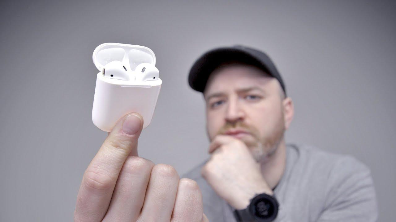Mein Bekenntnis zu Apple AirPods + video