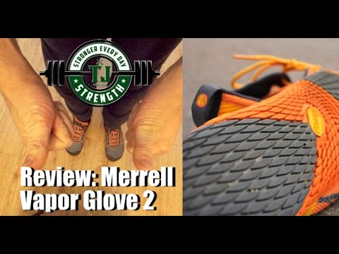 Why YOU Should Wear Minimalist Shoes - Merrell Men's Vapor Glove 2 Trail Running Shoe Review