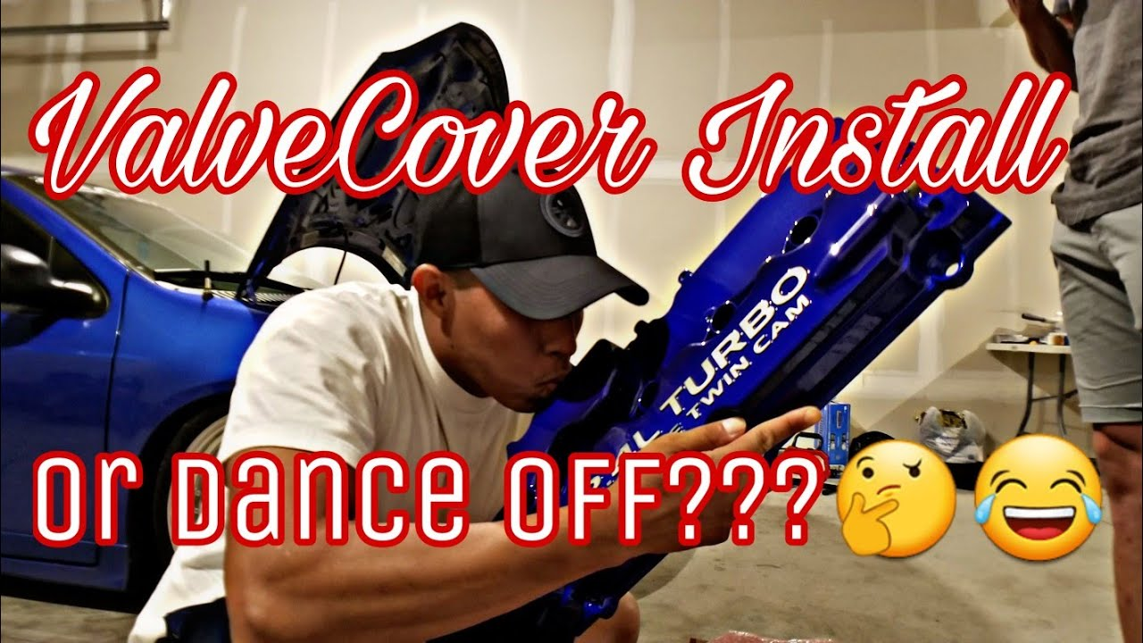 Download Valve cover custom paint