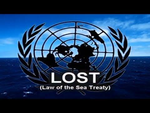THE U.N.  LAW OF THE SEA TREATY