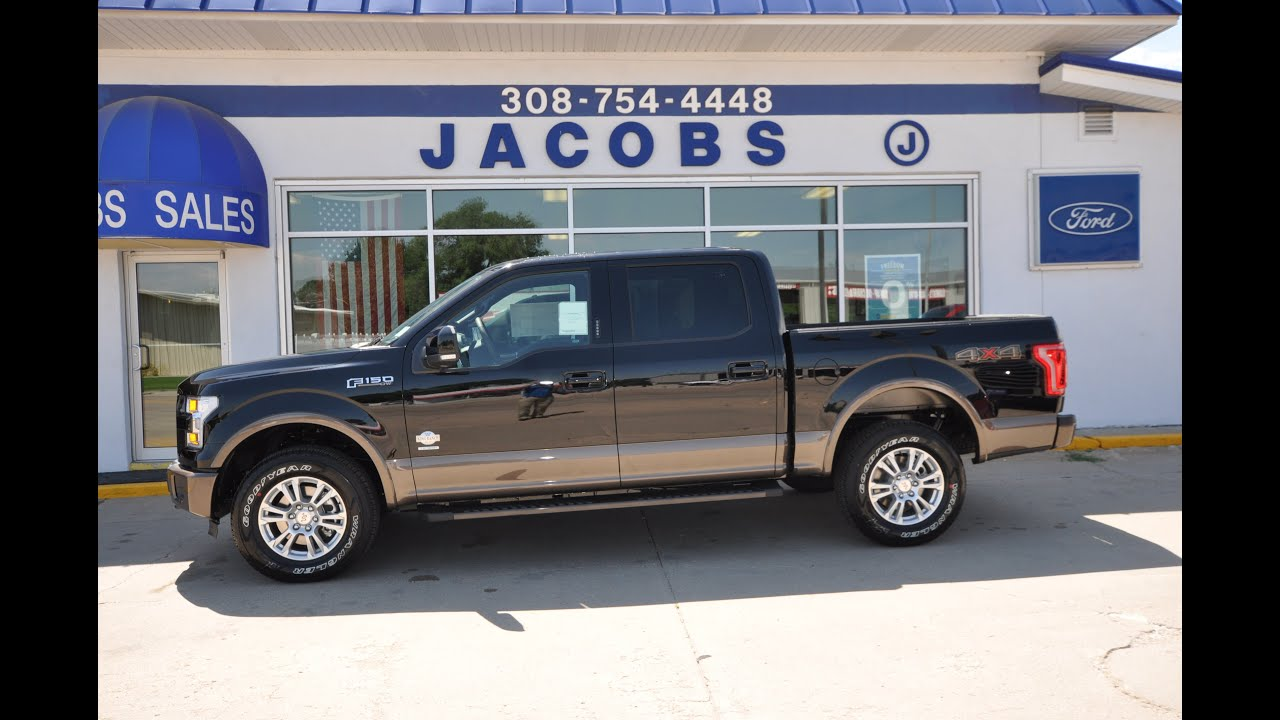 2016 ford f 150 king ranch for sale from jacobs ford