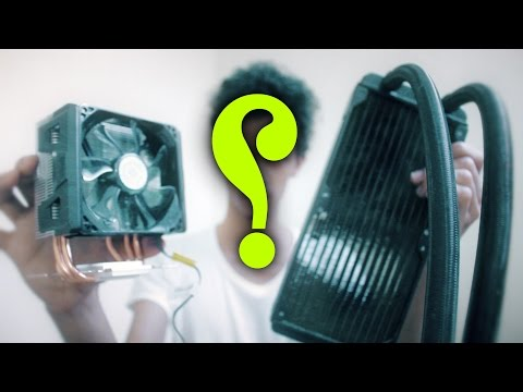 Confused: Air Cooling vs Water Cooling