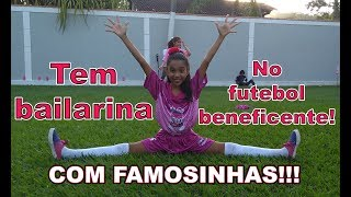 Baixar Futebol Feminino Infantil Beneficente !!!! Com Amigas Famosinhas...