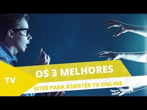 Os 3 melhores sites para assistir TV online
