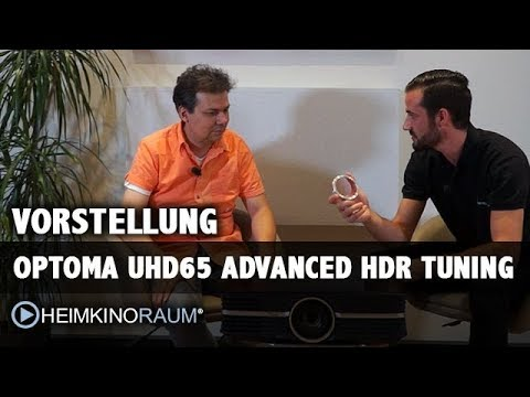 Vorstellung Optoma UHD65 Advanced HDR Tuning