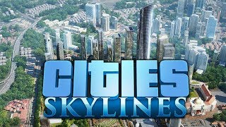 Je teste Cities Skyline !!