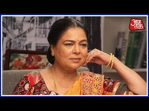 Bollywood Actress Reema Lagoo Dies Of Cardiac Arrest