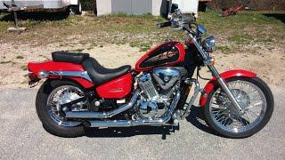 Honda Shadow Vlx 600 Robertsbunch Thewikihow