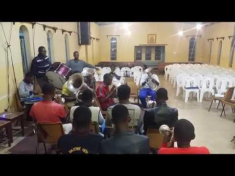 The Salvation Army Mbizo Citadel Band