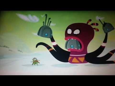 Qumi qumi Octopus chase