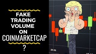 FAKE TRADING VOLUME ON COINMARKETCAP..? BITFOREX.. A NEW MARKETING STRATEGY OR SCAM..? Let's Talk