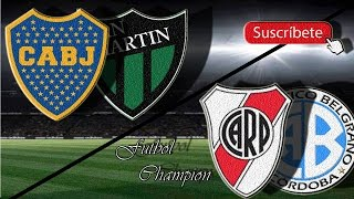 River Plate vs Belgrano full match