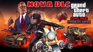 [LIVE] NOVA DLC DE GTA 5