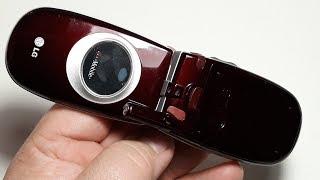 LG C1200 Ретро телефон оригинальный Made in Korea. Тесты. Обзор. Проверка
