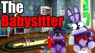 FNAF Plush - The Babysitter!