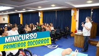 MINICURSO PRIMEIROS SOCORROS