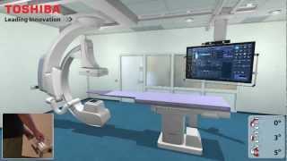 Beyond Reality - Toshiba Medical Virtual Infinix-i Project