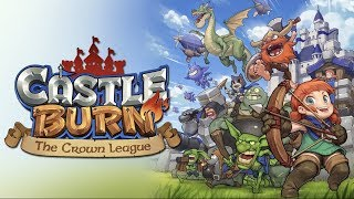Castle Burn - Best RTS for iPhone & Android 2018