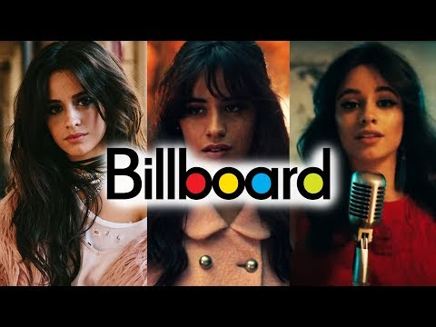 Camila Cabello - Billboard Chart History
