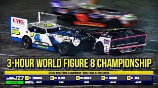 3-Hour World Figure 8 Championship - Indianapolis Speedrome 2018