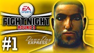 Fight Night Round 3 Career Mode Playthrough/Walkthrough #1 - Ready For Battle [Heavyweight]