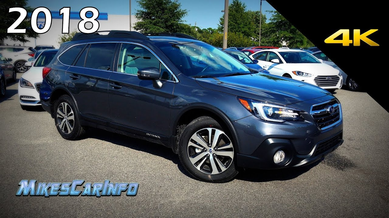 2018 subaru homelink. delighful homelink 2018 subaru outback limited  detailed look in 4k for subaru homelink