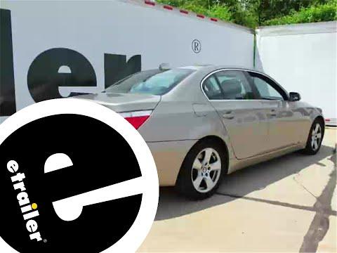 Trailer Hitch Installation - 2008 BMW 5 Series - Curt - etrailer.com