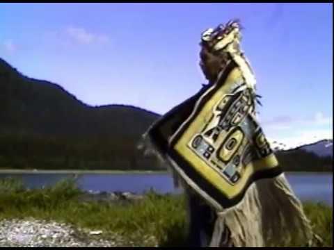 Austin Hammond tells Tlingit History at Lḵoot, Haines