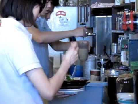 Bubble Tea Making