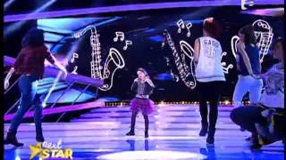 "Bianca Manolescu - Alexandra Stan - ""Mr. Saxobeat"" - Next Star"