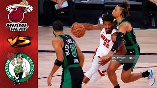 Boston Celtics vs Miami Heat Full Game Highlights 1st QTR | Game 5 East Finals | NBA Playoff 2020