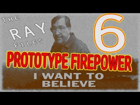 The RAY Files #6 ~ FIREPOWER DROP TARGET PROTOTYPE Pinball Machine ~ GRC Special!