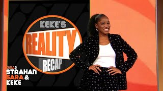 Keke's Reality Recap: 'RHOP,' 'Survivor' And 'Married to Medicine'