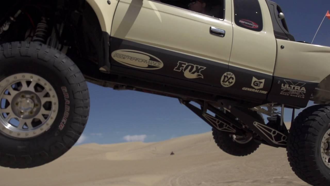 Toyota Tacoma Prerunner Oceano Dunes Youtube