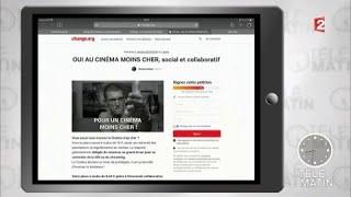 Une pétition en faveur de Cinépool