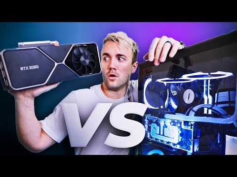 Is The New RTX 3080 Better Than My $5000 Dual PC Streaming Setup??