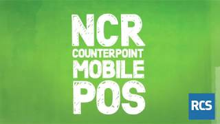 Cp mobile from ncr counterpoint is the perfect solution for line busting, sales and more. linked directly to your database.