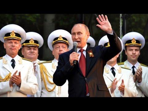 Vladimir Putin's Economic Fix for Russia: Bread and Vodka