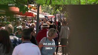 """Corona - war da was? Urlaubsstimmung in den Ferienregionen. """"Zur Sache Baden-Württemberg!"""", SWR Fern"""