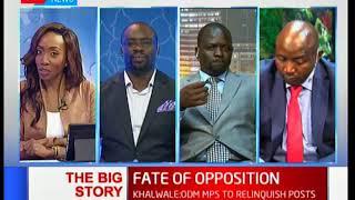 18 Senators sign Moses Wetangula ouster petition: The Big Story