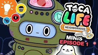 Toca Life Neighborhood: Minis (Toca Boca) ★ Episode 1 ★ The Tragedy!