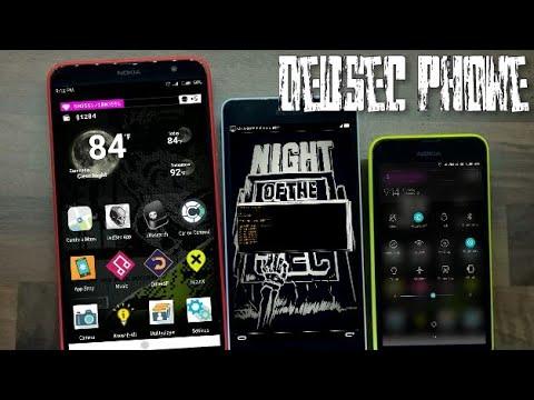 Dedsec Phone Ctos 2 0 Tutorial Youtube