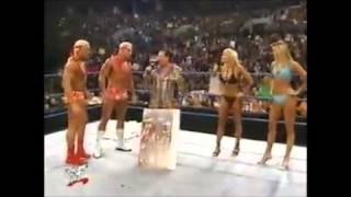 SmackDown!: Torrie & Stacy vs.  Billy & Chuck