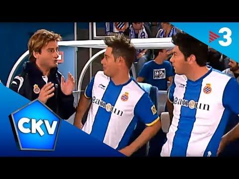 L'Espanyol es prepara pel Reial Madrid  - Crackòvia - TV3