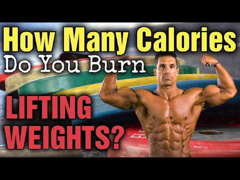 How Many Calories Does Lifting Weights Burn? How To Burn The Most Fat And Get Ripped Year Round?