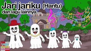 Jari Jariku - Keluarga Hantu (Finger Family Song) dan lagu lainnya | Lagu Anak Indonesia